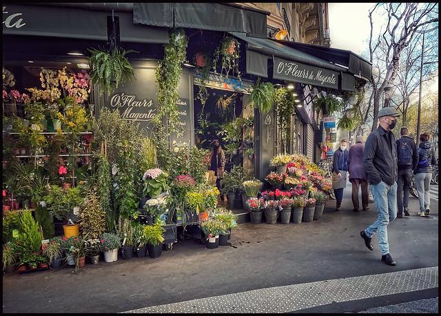 Rue Lucien Sampaix * Paris