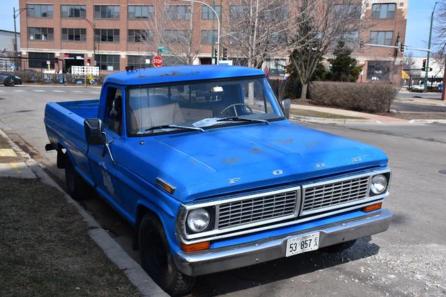 Ford Pickp Truck