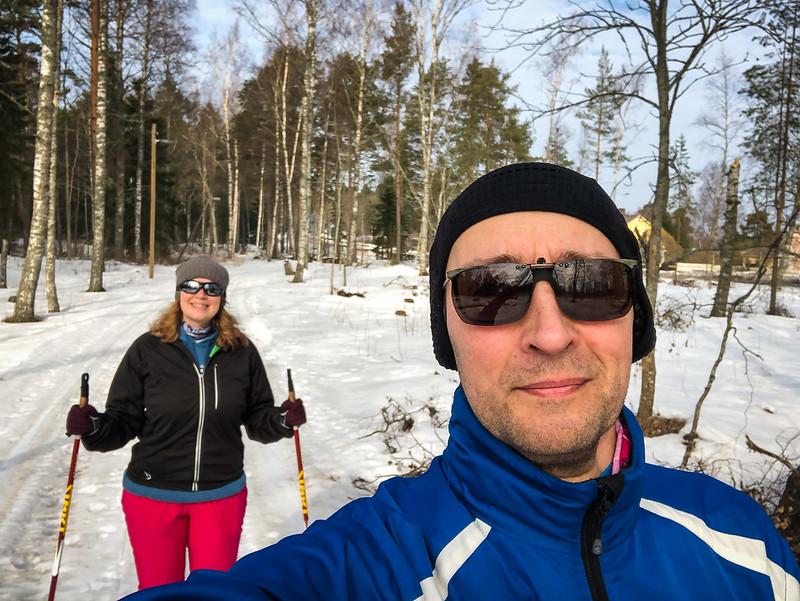 2020w12 Last xc skiing