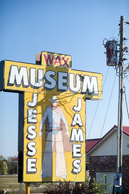 Jesse James Museum