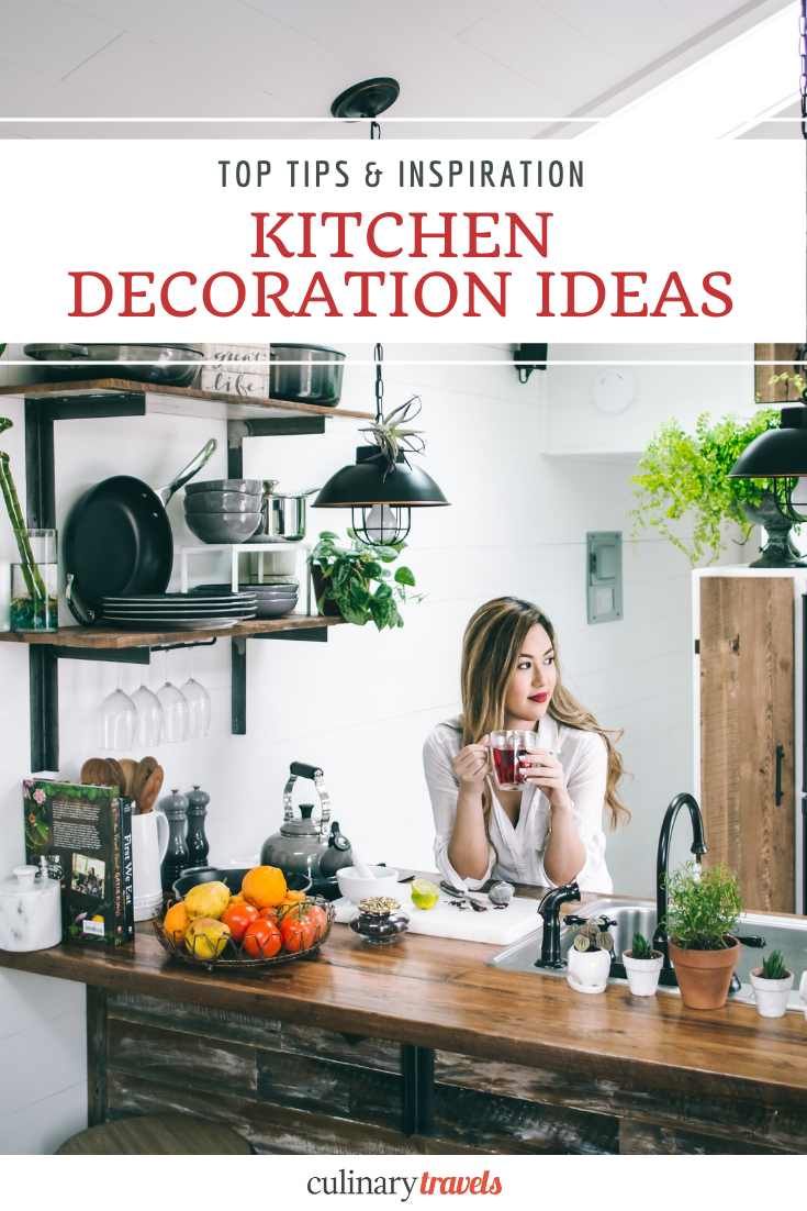 While most of the kitchens do not have the adequate space needed for a large rectangular pot or statement style, there is always an option to redefine the same using smaller elements and decor alternatives. However, that doesn't mean that your pot racks should hang from the ceiling or use a pegboard. Here are a few notable ideas that can prove to be extremely beneficial for your kitchen.