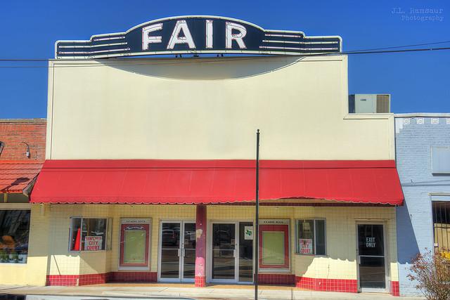 Fair Theatre - Somerville, Tennessee