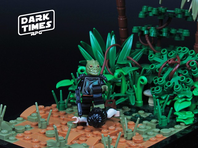 Dark Time sigfig trandoshan playground close-up