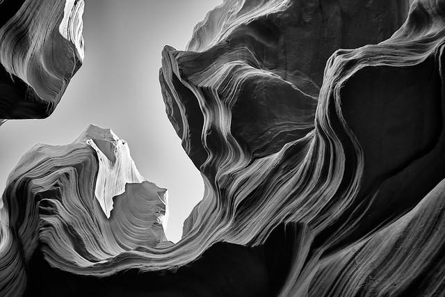 Antelope Canyon in Mono
