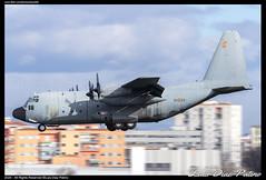 Ejército del Aire Lockheed C-130H Hercules T.10-03