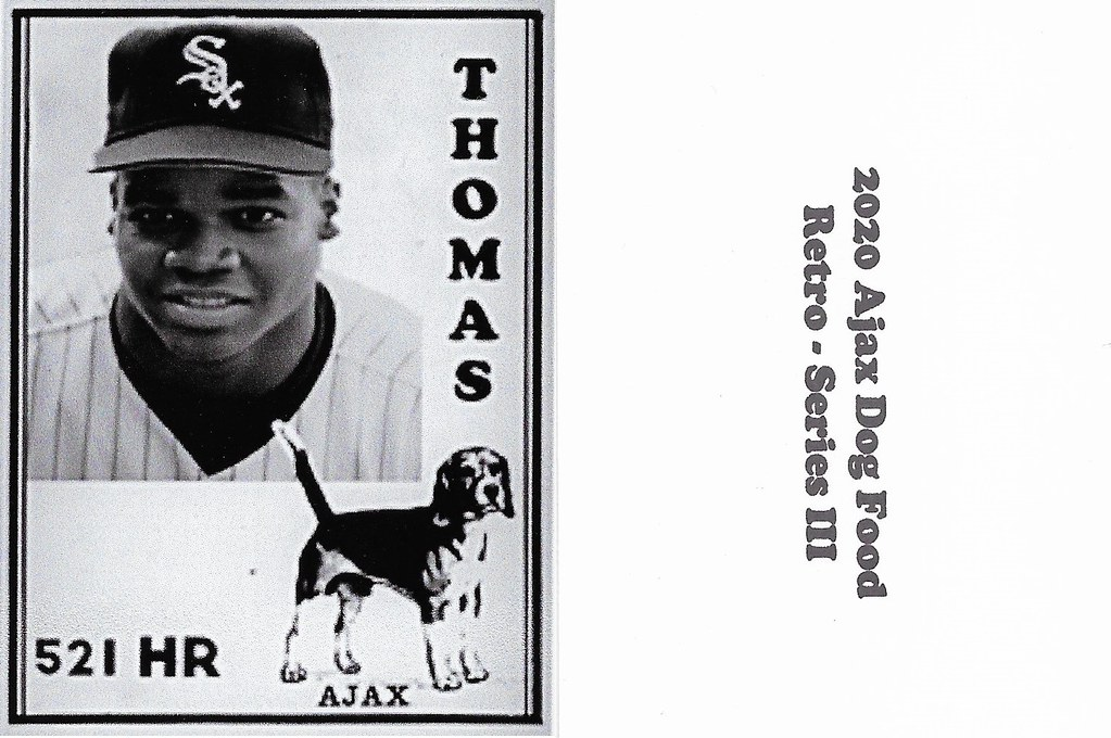 2020 Ajax Dog Food Retro Alt Back - Thomas, Frank2