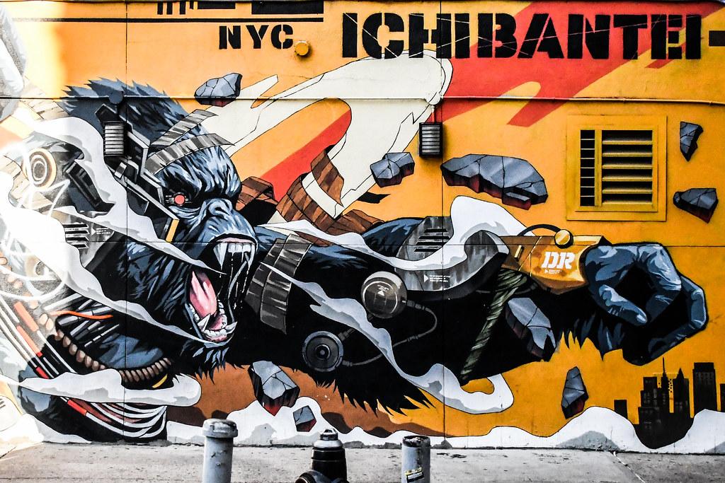 Walk In New York 2019 - King Kong de l an 2000