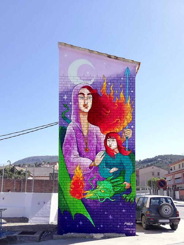 mural camarasa maga