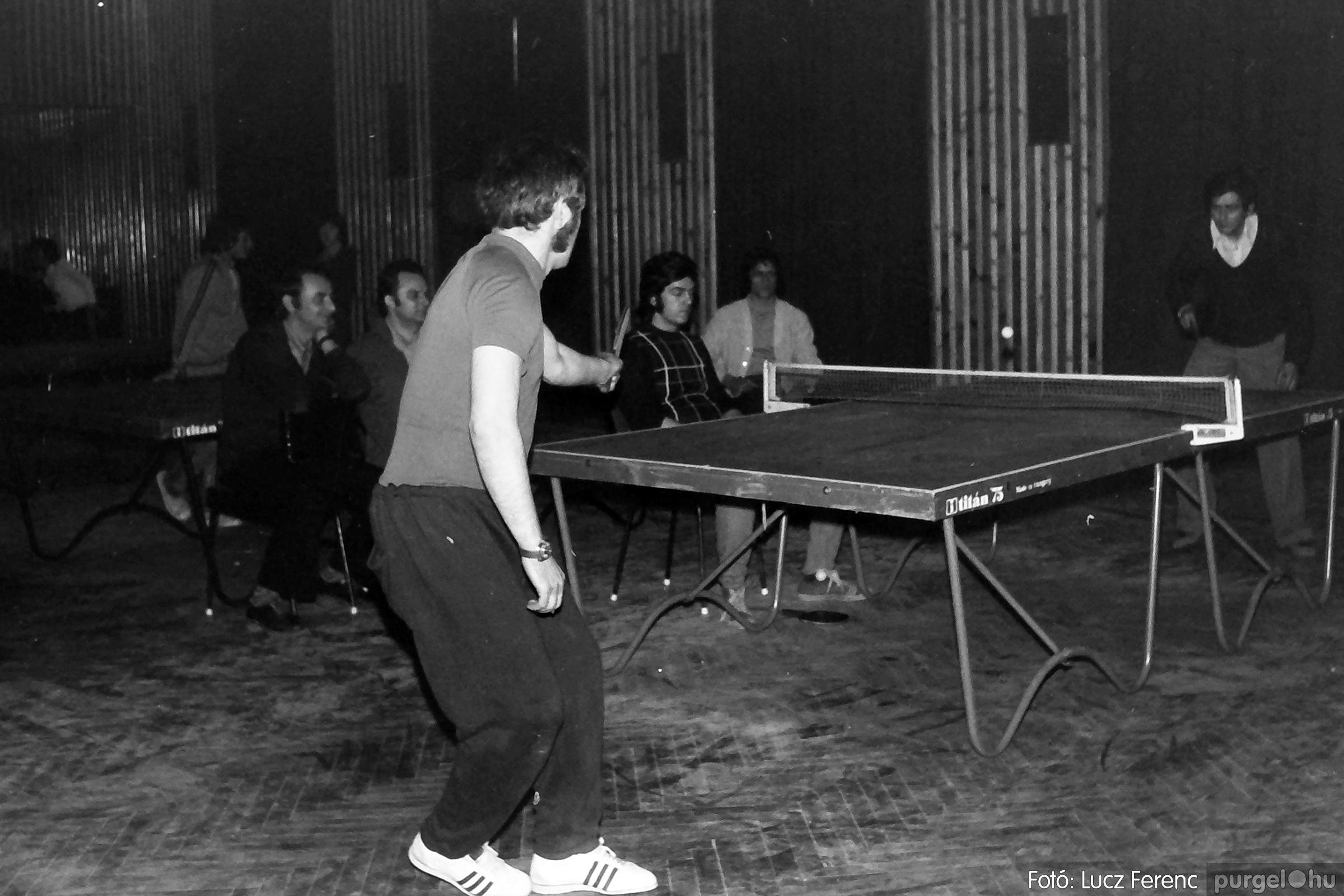073. 1977. Asztaltenisz verseny 014. - Fotó: Lucz Ferenc.jpg