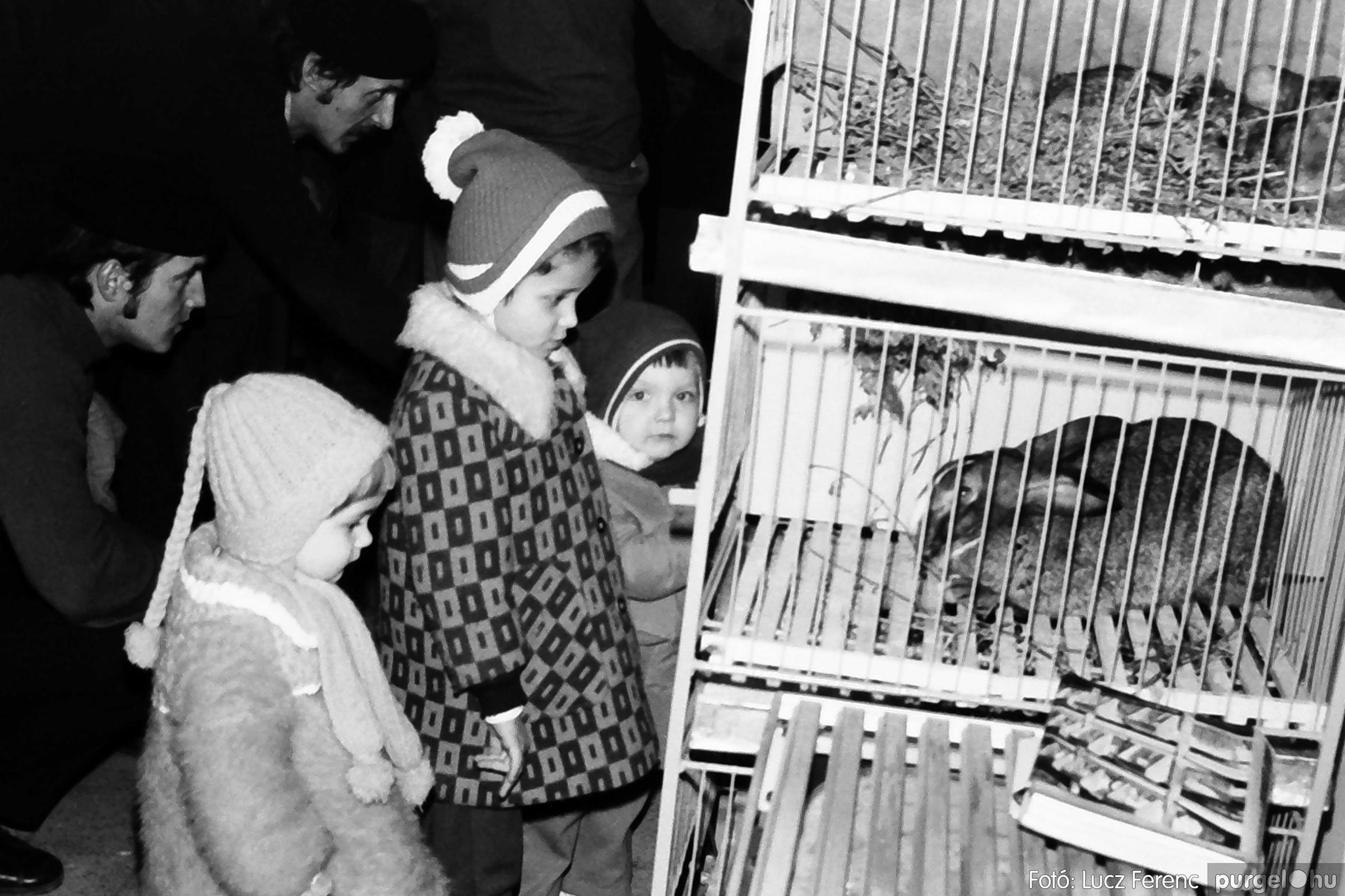 074. 1977. Kisállat kiállítás 003. - Fotó: Lucz Ferenc.jpg