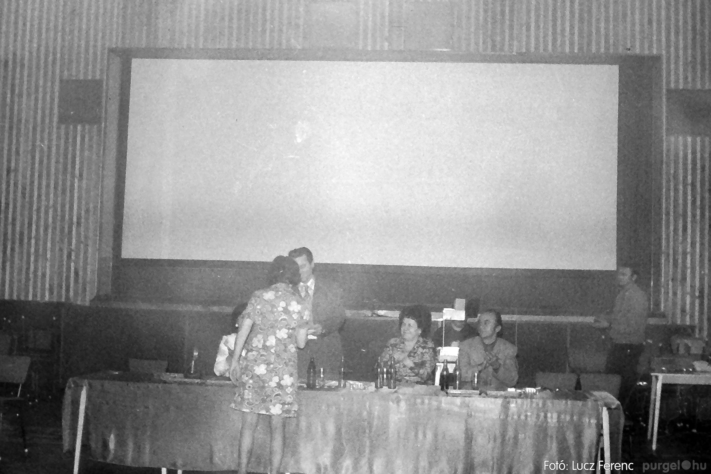 074. 1977. KTSZ-es dolgozók vetélkedője 013. - Fotó: Lucz Ferenc.jpg