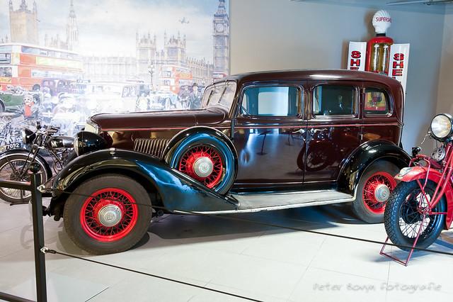 Graham Model 65 Standard Six - 1935