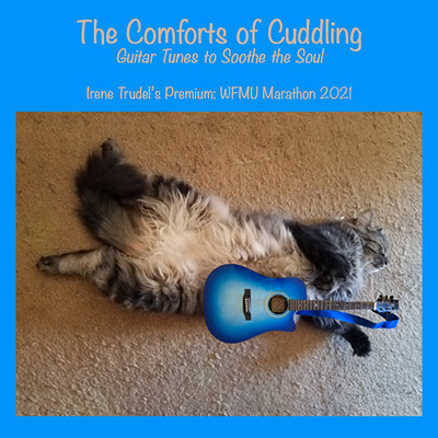 The Comforts of Cuddling-front cover