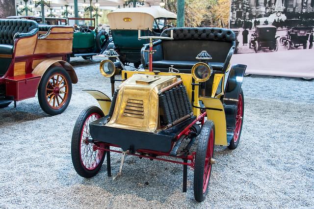 Renault Type D Phaeton - 1901