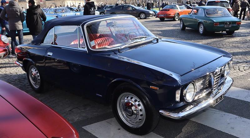 Alfa Romeo Giulia 1600 GTC tipo 10525 Touring  51013181201_c85eb882c0_c