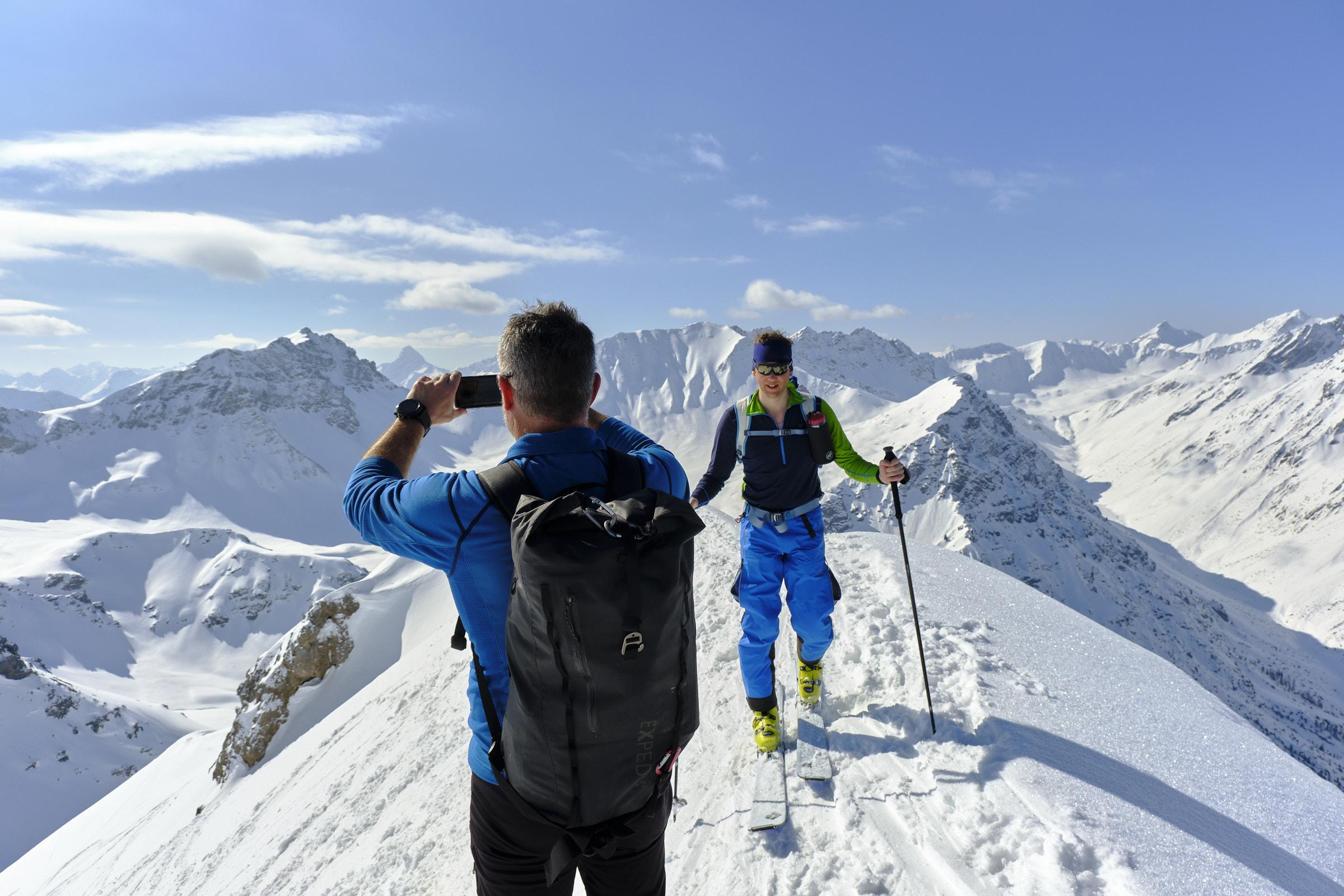 Skitourentage Schiesshorn 07.03.2021