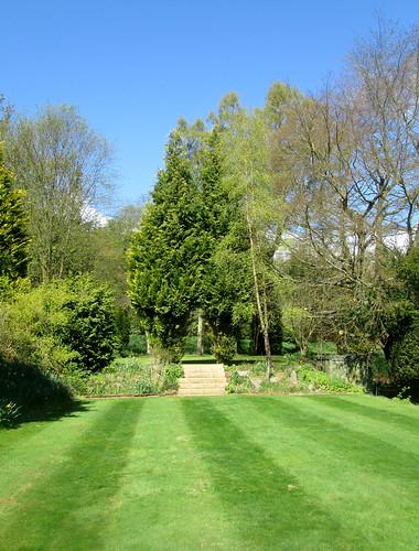 Balbirnie House Lawn