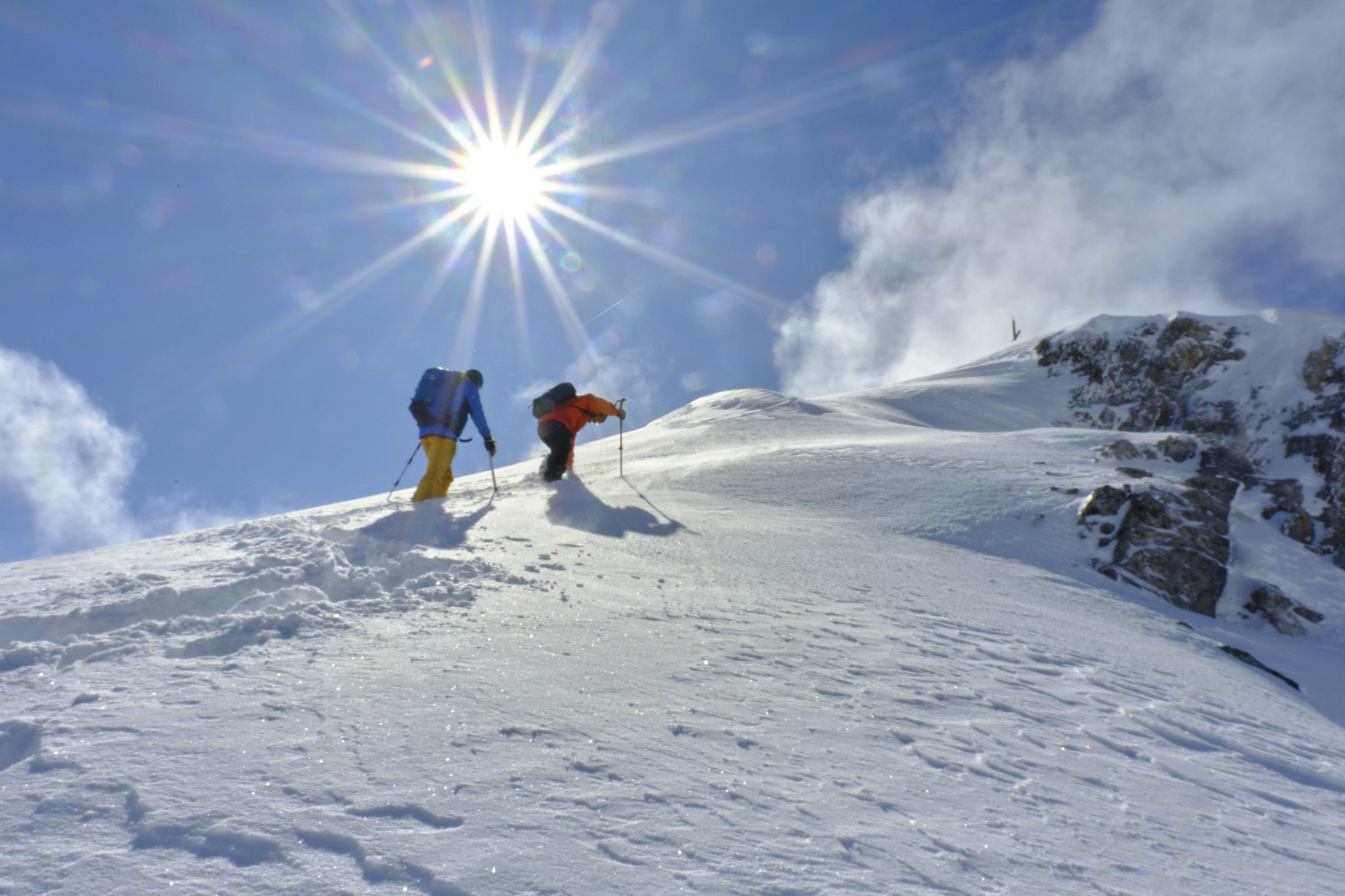 Skitourentage Valbellahorn 06.03.2021