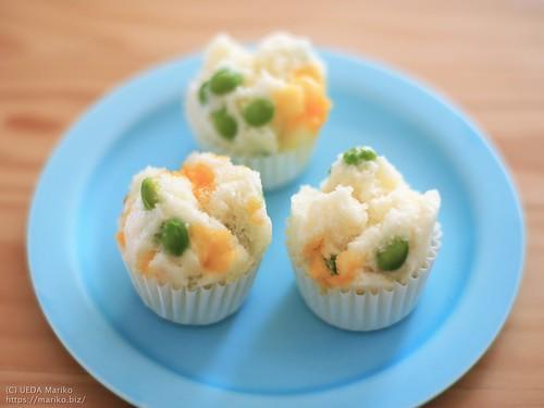 枝豆チーズ蒸しパン 20210304-IMG_2633 (2)