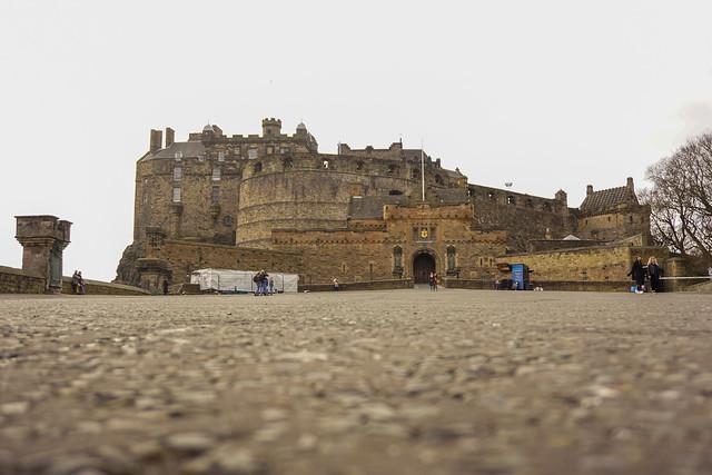 Edinburgh Castle 🏰