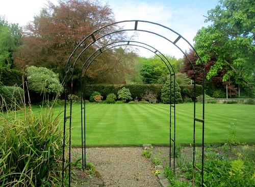 Balbirnie House Garden Arch