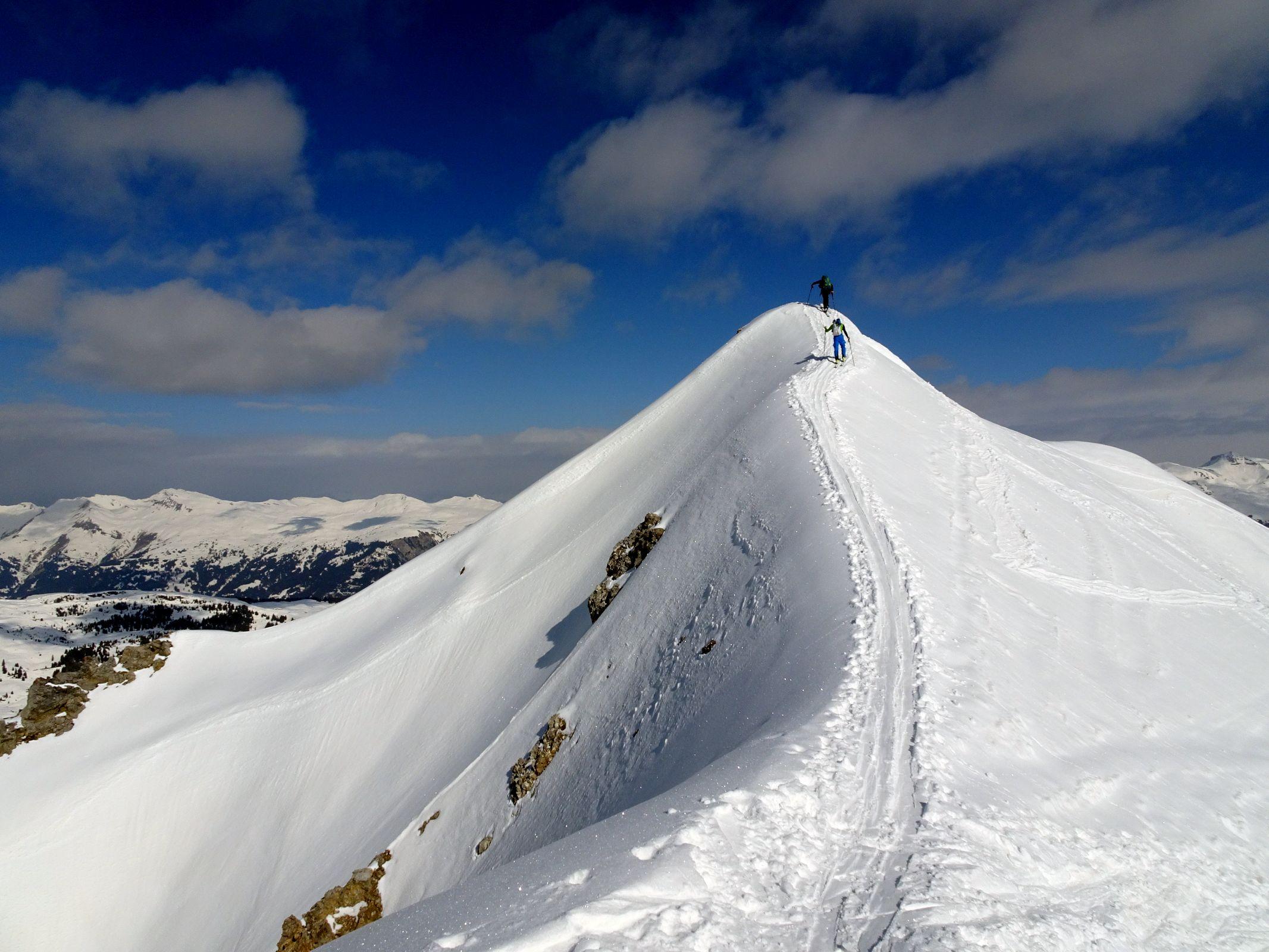 Skitourentage Schiesshorn 06.03.2021
