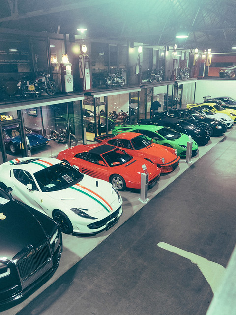 A Collector's Paradise