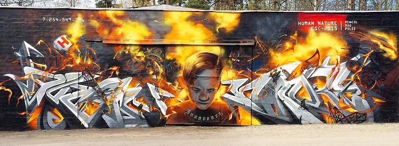 Human_nature-2015 at Snösätra wall of fame