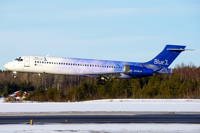 OH-BLM | Boeing 717-23S | Blue1