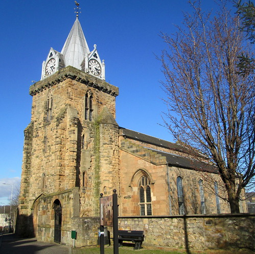 Inverkeithing Church