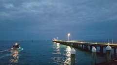 The blue hour at Mordy 8/3/21