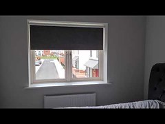 motorised roller blinds #somfy #solasblinds #dublin