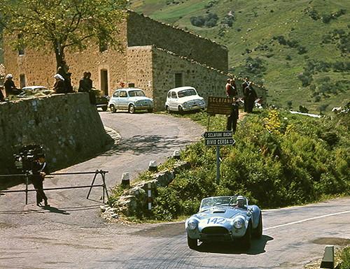 Phil Hill 1964 Targa Florio