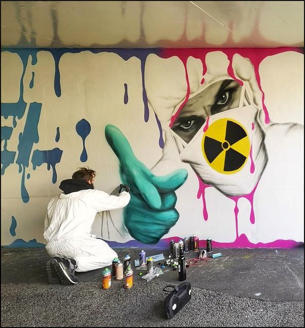 Oxford Street Art 3