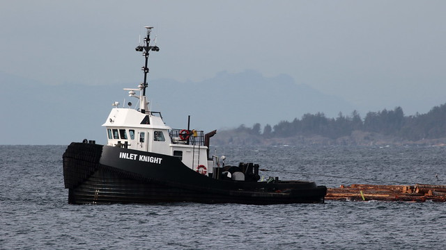 Gowlland Towing's Inlet Knight