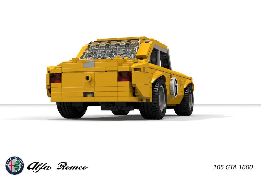 Alfa Romeo 105 GTA 1600 Coupe (1965)