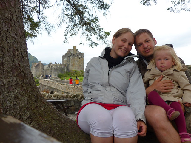 Eilean Donan Castle (UK)