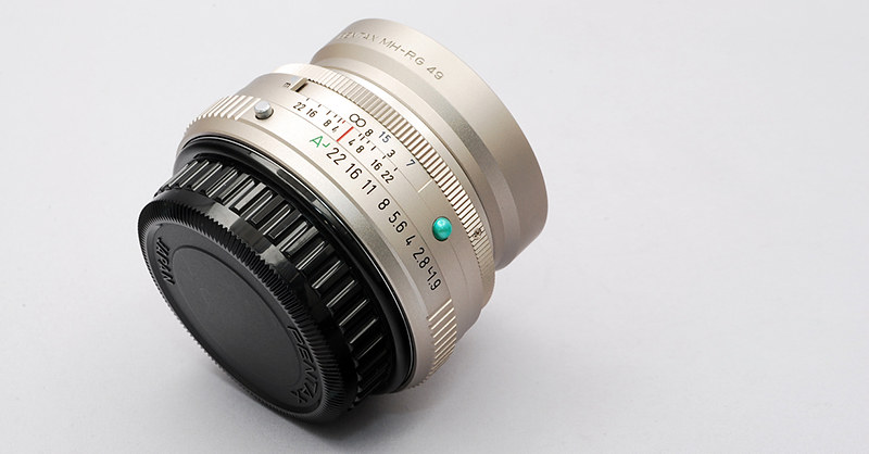 First real-world photos of (newly updated) HD FA Limited lenses