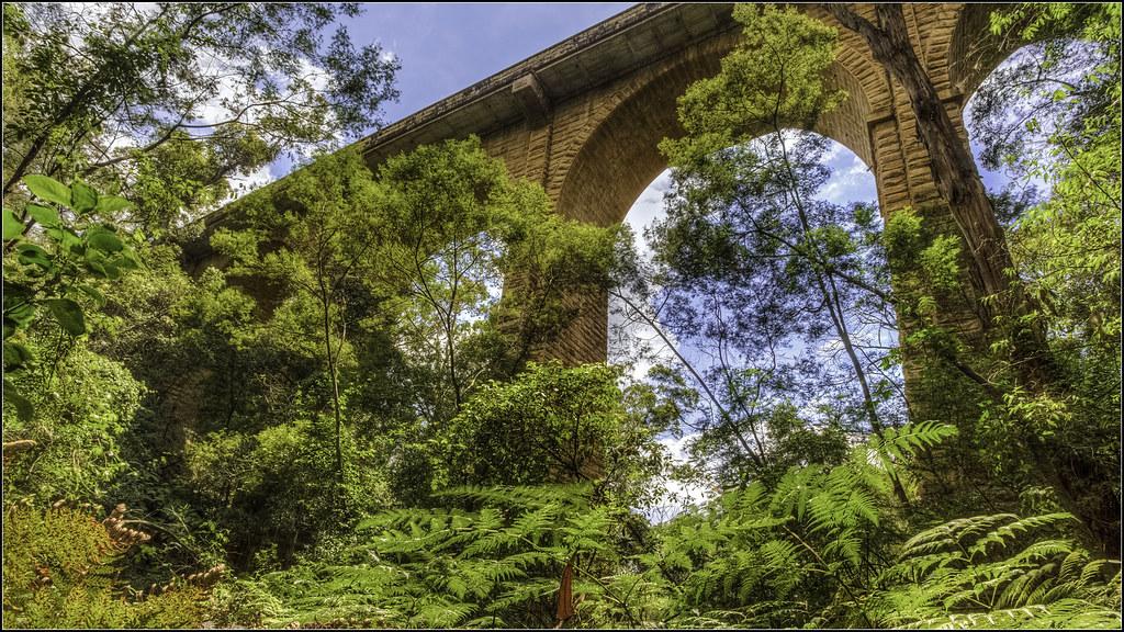 2014 Knapsack Viaduct at Lapstone, NSW