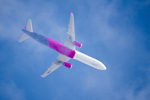 WizzAir | by Welsh Photographer