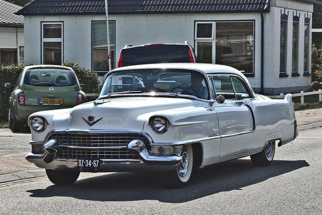 Cadillac Coupé DeVille 1955 (8747)