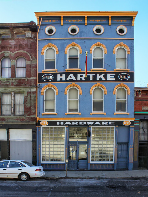 Hartke Hardware - Since 1839
