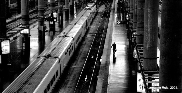 Madrid. Atocha. The Last Station.