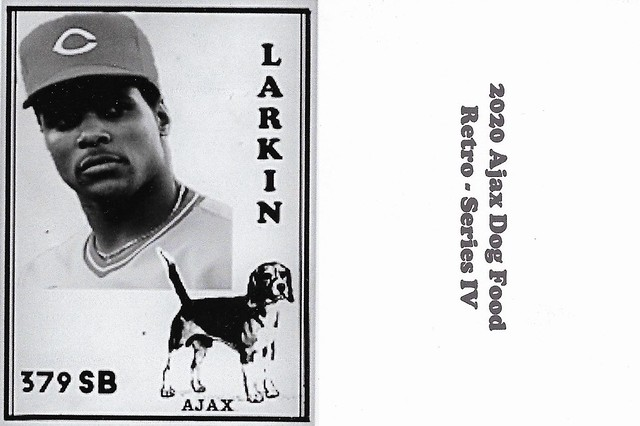 2020 Ajax Dog Food Retro Alt Back - Larkin, Barry2
