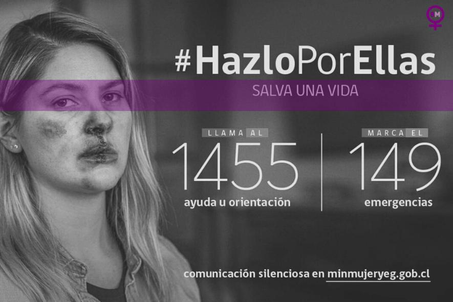 Violencia intrafamiliar y femicidios: ¿son efectivas las campañas del gobierno?