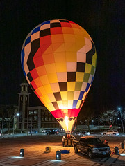 Great DSM Hot Air Balloon Hunt