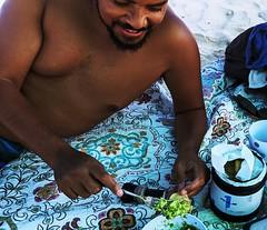 Beach guac