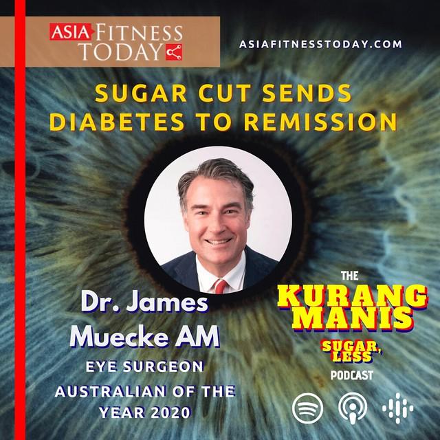 The Kurang Manis Podcast S1E7: Dr. James Muecke AM