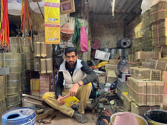 City Landmark - Bharat Tin Traders, Subzi Mandi