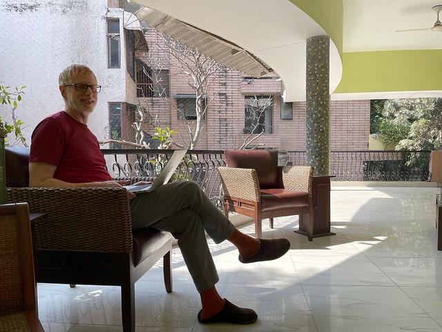 City Life - Shakespeare in Pandemic-Era Delhi, Hauz Khas Enclave